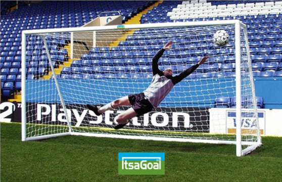 ITSA Goal Football goals website link