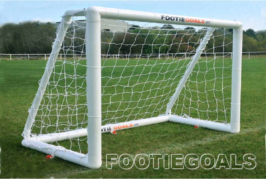 Footie goal post